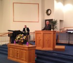 New Hope Baptist and Pastor McNeill