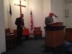 Bristoria Baptist in Holbrook, PA