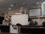 Currytown Baptist in Lexington, NC