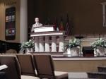 Preaching at Faith Baptist