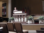 Preaching at Faith Baptist