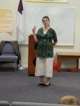 Teaching at New LIfe Baptist