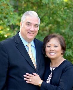 Ron and Chona Autrey