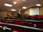 Calvary Baptist and Pastor Mundy in Gray, GA