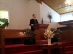 True Gospel Baptist in Madison, NC
