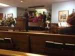 Independent Baptist Church choir in Pound, VA