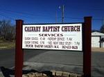 Calvary Baptist in Clayton, DE